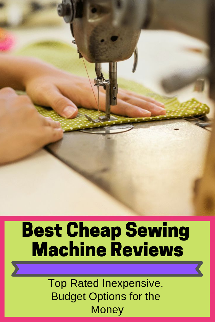 Best Cheap Sewing Machine Reviews picture